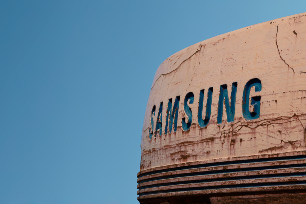 Samsung Coin? Electronics Giant Secretly Tests Ethereum Blockchain