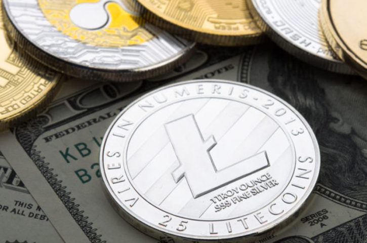 Altcoins Back on the Rise With Litecoin Leading the Charge